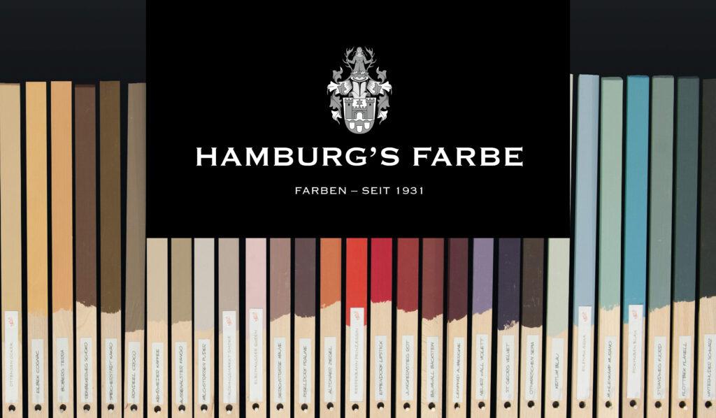 Ewald Hamburg – Hamburg's Farbe – Logo